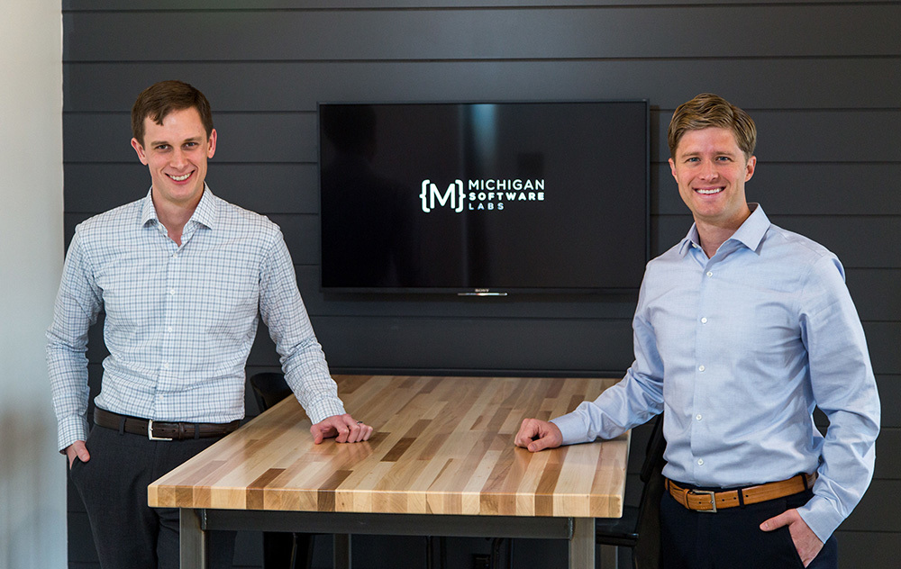 Co-Founders of Michigan Software Labs