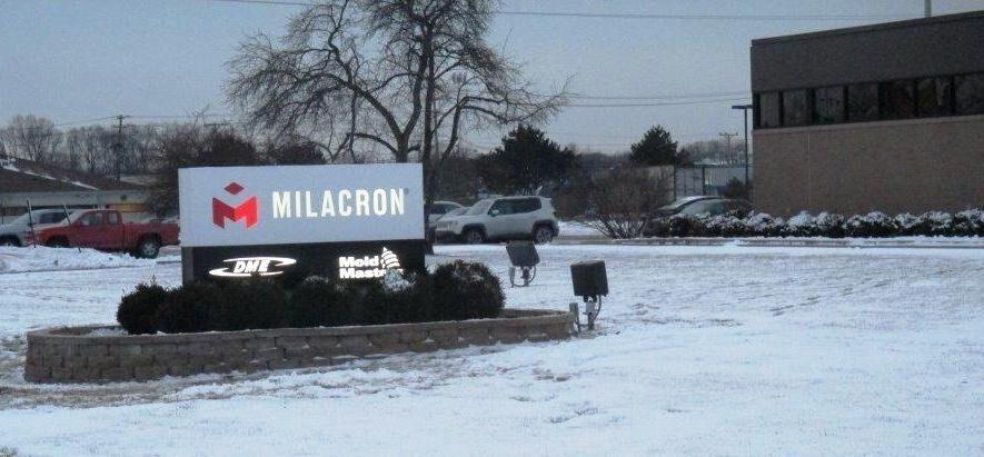 Image Milacron DME